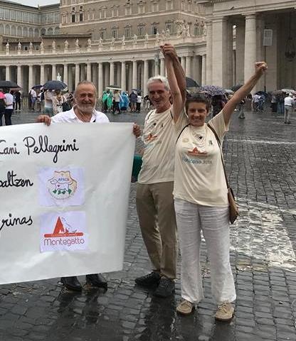 Una protectora de animales, entre los premios Camino de Santiago 2018