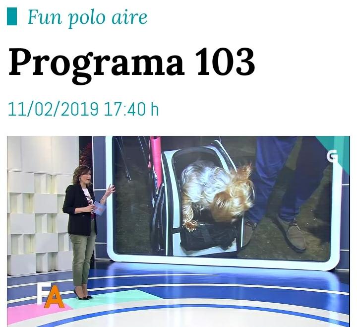 Fun polo aire Programa 103